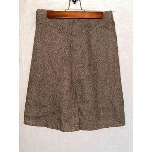 Tweed GAP pencil skirt